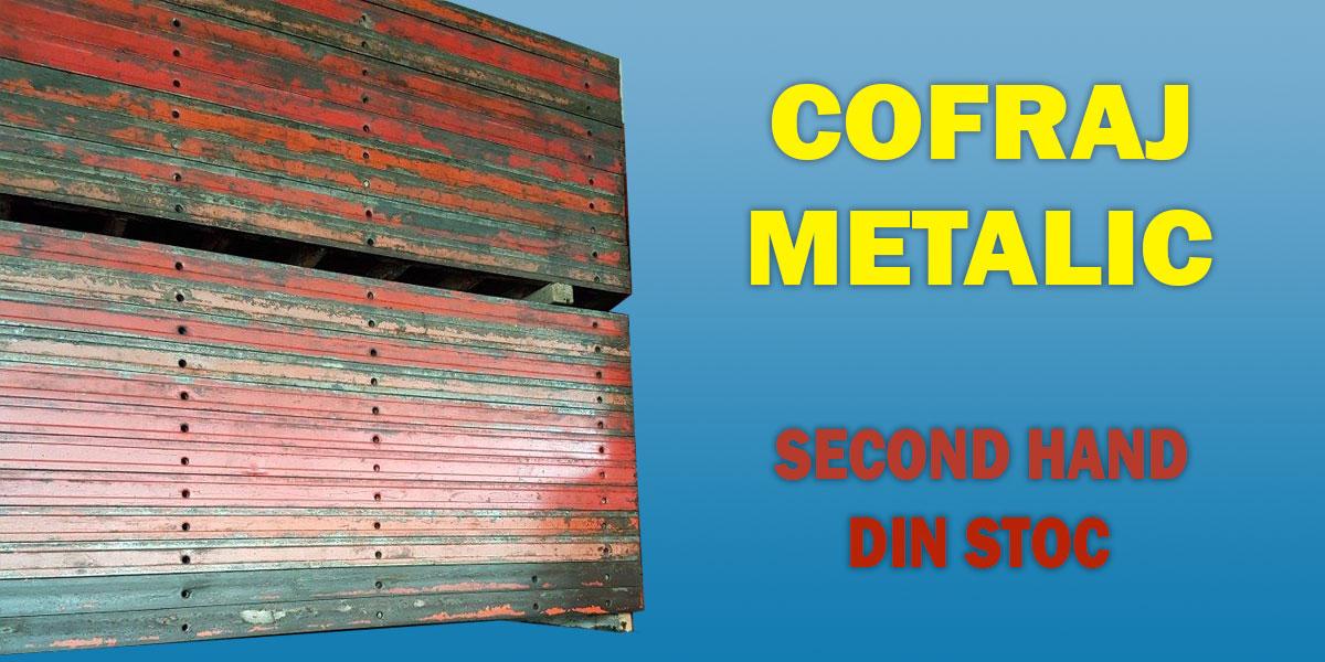 Cofraje metalice - Second hand
